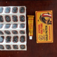 Tire Tube Cold Patch Karet tambal ban