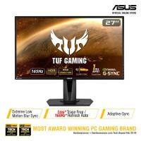 ASUS TUF Gaming VG27AQ HDR Gaming Monitor 27 WQHD, 165Hz, 1ms, G-SYNC