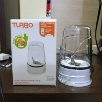 Gelas Bumbu Kering Blender Turbo 1 set Original