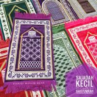 Sajadah Kecil   Oleh-oleh Haji & Umrah