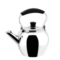 Cookville Ceret Teko Stainless Steel 3 Liter Apple Tea Kettle