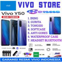 VIVO Y50 RAM 8/128 GB GARANSI RESMI VIVO INDONESIA