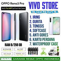 OPPO RENO 3 PRO RAM 8/256 GB GARANSI RESMI OPPO INDONESIA