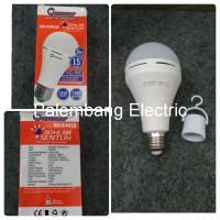 lampu led emergency 15 w / bohlam emergency 15 w / bohlam sentuh 15 w