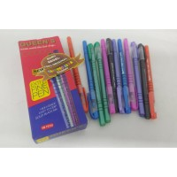 Pulpen Queens C6000 Black - Isi 12