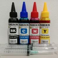 Tinta isi ulang ( Refill ) untuk Printer Brother isi 100ml