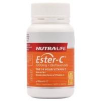 Nutralife Ester - C 1000 mg + Bioflavonoids 50 tablet