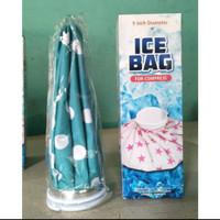 ice bag / kantong kompres