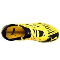 Sepatu Futsal Puma Future 5.3 Netfit IT - Ultra Yellow/Black