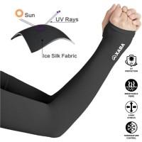 Manset Tangan / ArmSleeve / Pelindung Tangan XABA Colour Black