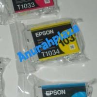 TINTA EPSON 103 COLOR LOSEPACK ORIGINAL 100%