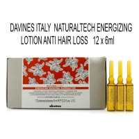 Davines Energizing Lotion Anti Hair Loss Tonic 12x6ml