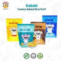 Kokobi Yummy Baked Rice Puff 80gr