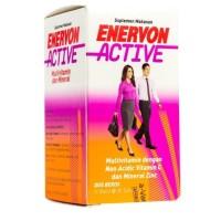 Enervon C Active isi 30 tablet plus Mineral Zinc