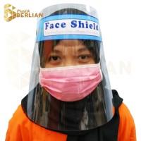 Face Shield Protector Pelindung Wajah APD Pelengkap Masker Corona