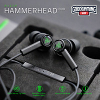 Razer Hammerhead Duo - Gaming Earphone