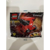 Deskripsi LEGO 40190 - F138 - Shell V-Power