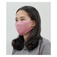 Masker Kain Korea Bahan Scuba Varian Warna 009