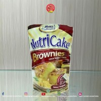 Nutri Cake Brownies Rasa Keju