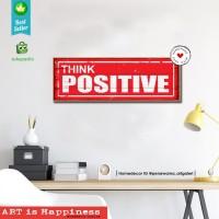 Quotes M4 | Hiasan | pajangan dinding | poster | kayu | Decor
