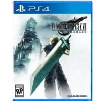 Final Fantasy VII Remake PS4 Game / Game PS4 Final Fantasy 7 Remake