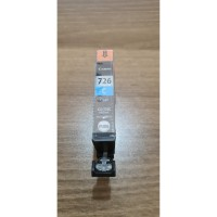 Canon Ink Cartridge CLI-726 Cyan NEW ORIGINAL Losepack