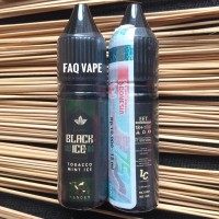 XANDER BLACK ICE 15ML - SALTNIC BY BREWINC - INDONESIA PREMIUM LIQUID