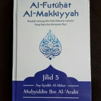 Futuhat Al-Makkiyah Jilid 5 Softcover