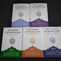 Futuhat Al-Makkiyah 5 jilid lengkap Murah