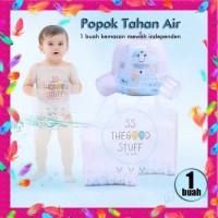 Popok Renang Bayi Waterproof / Diaper Anti Air Premium Quality.