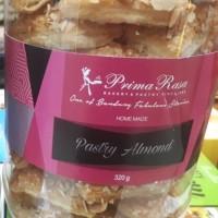 pastry Almond prima rasa