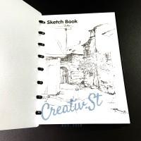 Sketchbook Lyra A5 Buku Gambar