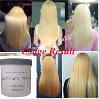 bleaching rambut Blond DIVA PREMIUM 9+ 500GR