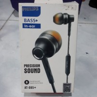 Earphone Philips Extra Bass AT-085