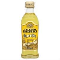 Filippo Berio Pure Olive oil 500gr || Minyak Zaitun 100%
