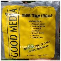 Media Tanam Organik Lengkap Tanah subur Kwalitas Super