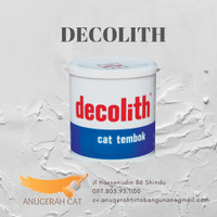 CAT TEMBOK DECOLITH SW/PUTIH