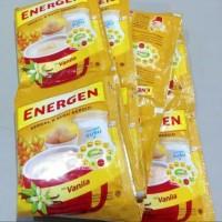 Energen Vanilla 1 Renceng / 10 pcs