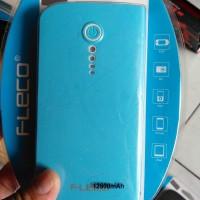TERLARIS POWERBANK FLECO F-1007 12800mAh POWER BANK 12.800 mAh premium