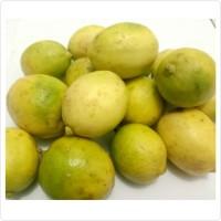 Buah Jeruk Lemon Lokal 1Kg Segar