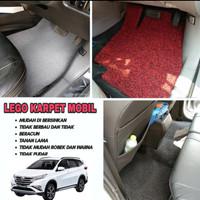 Karpet Mobil Mie Bihun 1 Warna ALL NEW TERIOS Non Bagasi