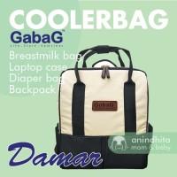 GABAG Damar Cooler Bag Backpack Tas Asi Ransel Diaper Bag Laptop