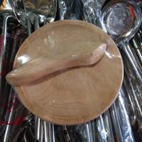 COBEK KAYU ULEKAN KAYU TANGGUNG / Cobek / Coet bahan Kayu Pinus