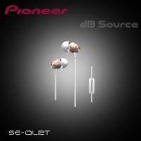 Pioneer SE QL2T In-Ear Deep Bass Earphone with Mic