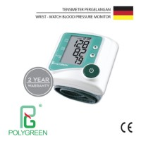 TENSIMETER DIGITAL Pergelangan Tangan Polygreen