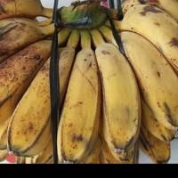 terlaris pisang kepok matang-bahan gorengan,kolak