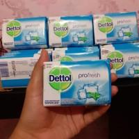 Sabun Batang Anti Bakteri Dettol Cool 65gr