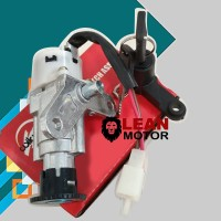 Kunci Kontak Starter Set + Konci Jok Motor Mio Lama - Wilwood