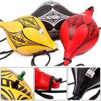 WOLON DOUBLE END BAG / Wolon Speed Ball Punch Punching Bag Target Pad