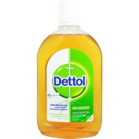 Dettol Anti Bakteri Antiseptik Cair 495 ml